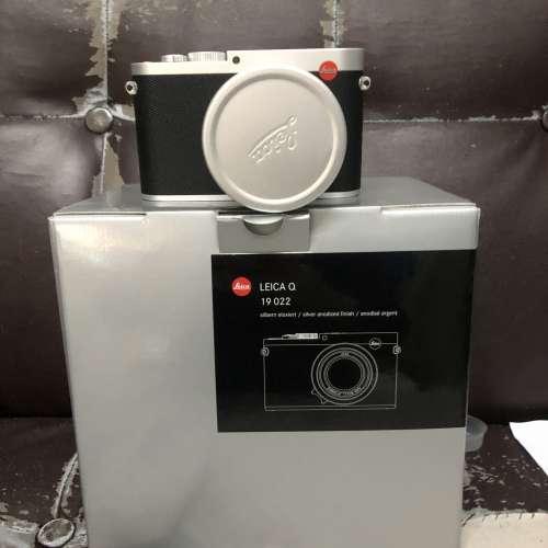 超平 新淨靚仔 全套有盒 Leica Q Silver - DCFever.com
