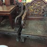 高價收購民國舊酸枝太師椅,茶幾,靠背椅 - DCFever.com