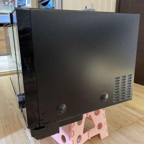 樂聲Panasonic 變頻式 蒸氣烤焗微波爐 NN-DS596B - DCFever.com