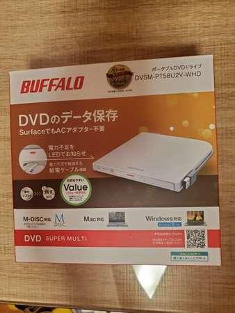 出售 全新Buffalo DVD機 外置光碟機 - DCFever.com