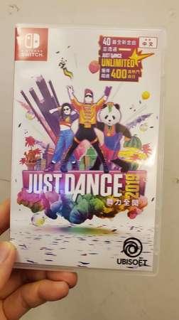 出售 Nintendo Switch 遊戲 Just Dance 2019 (二手) - DCFever.com