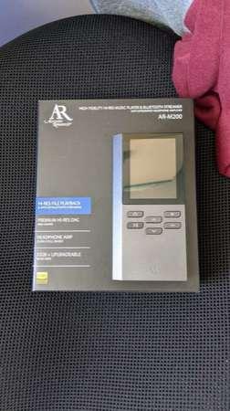出售 Acoustic Research AR-M200 4.4mm Pentaconn Plug Player(AK4490 ClassA Amp) - DCFever.com