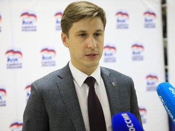 Иван Новиков. Фото пресс-службы АРО ВПП «Единая Россия».