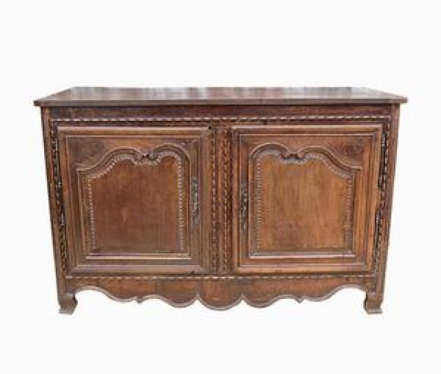Antique Th Century Normandy Sideboard