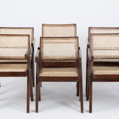 Where Can I Buy Cane For Chairs Plus Size Office Chair By Pierre Jeanneret Set Of 6 Sale