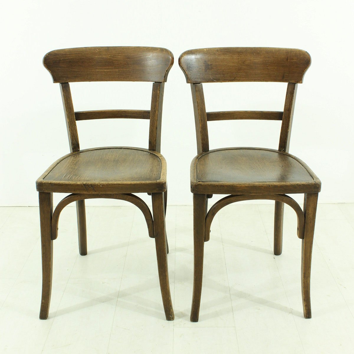 retro dining chairs ireland navy blue wooden rocking chair vintage 1930s set of 2 for sale at pamono
