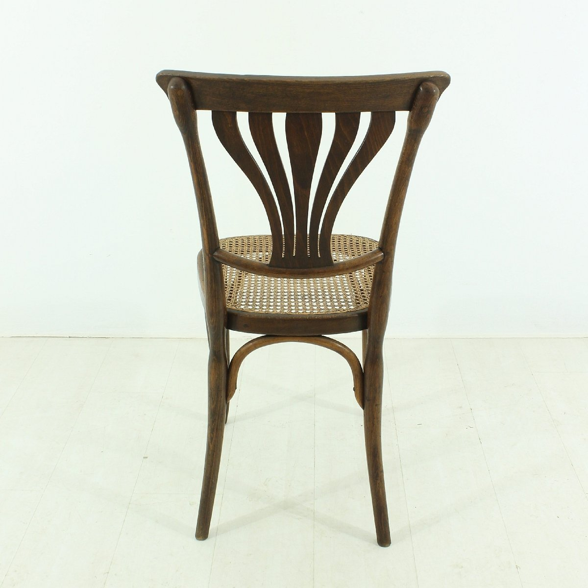 plastic bentwood bistro chairs beach chair with face hole antique set of 2 for sale at pamono