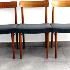 6 Dining Room Chairs Stability Ball Vintage Austrian 1960s Set Of For