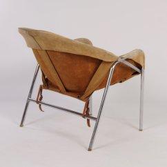 Sling Chairs For Sale Dream Catcher Hammock Chair Light Brown Suede By Erik Jørgensen