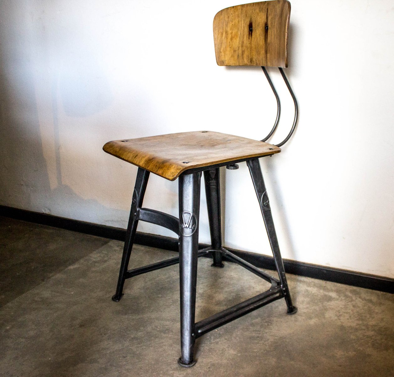 desk chair for sale mid century outdoor chairs vintage from rowac at pamono