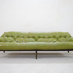 Percival Lafer Sofa Walmart Argentina Cama Model Mp 041 Lime Green Leather From