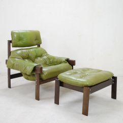 Lime Green Chairs For Sale Gym In A Chair Model Mp 041 Leather Lounge And Ottoman