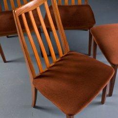 Italian Dining Chairs Australia Floor Mats For Salon Vintage Fresco Solid Teak From G -plan, Set Of 4 Sale At Pamono