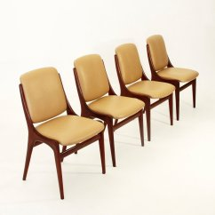Set Of 4 Chairs Swing Chair On Sale Italian Mid Century Dining 1960s For
