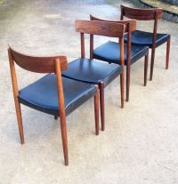 Scandinavian Chairs by Nils Jonsson for Troeds, 1960s, Set ...