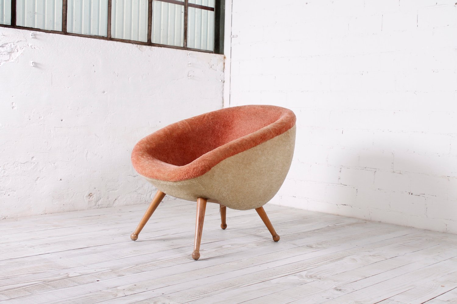 ball chair for sale stylish desk chairs vintage 1950s at pamono