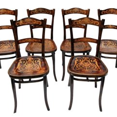 Bentwood Bistro Chairs For Sale Chair Rentals Miami Antique Decorated Dining From Thonet Set
