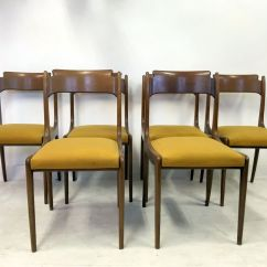 Italian Dining Chairs Australia Stair Chair Lifts For Seniors Mid Century 1950s Set Of 6