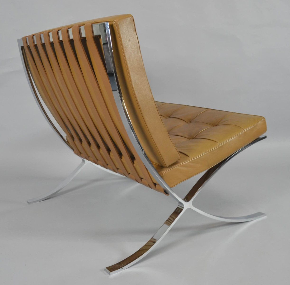 barcelona chairs for sale folding lounge outside vintage chair with ottoman by ludwig mies van