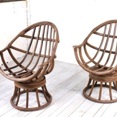Revolving Chair Used Small Bathroom Chairs Design Rotating Vintage Bentwood Garden 1950s Set Of 2