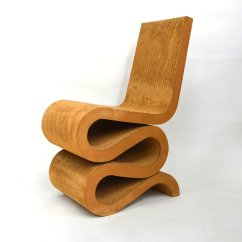 Frank Gehry Chair Adult Egg Vintage Wiggle By For Vitra Sale At