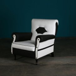 White Club Chairs Swivel Chair Le Corbusier Vintage Black And For Sale At Pamono