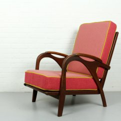 Pink Arm Chair Plastic Sheet For Under High Armchair 1950s Sale At Pamono