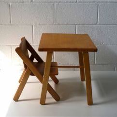 Child S Desk Chair Uk Swing Cost Children 39s And 1970s For Sale At Pamono
