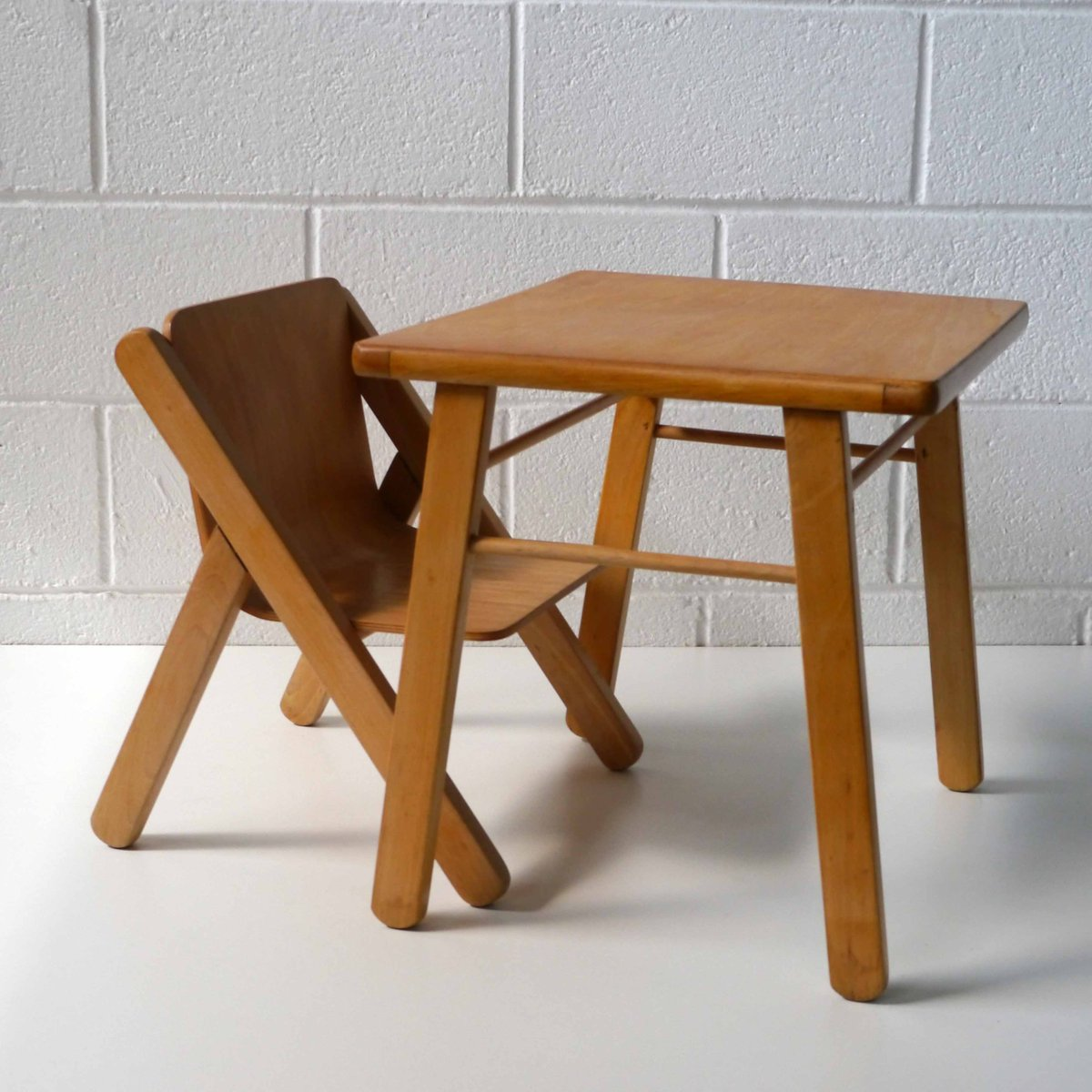 child s desk chair uk gold dining room chairs children 39s and 1970s for sale at pamono