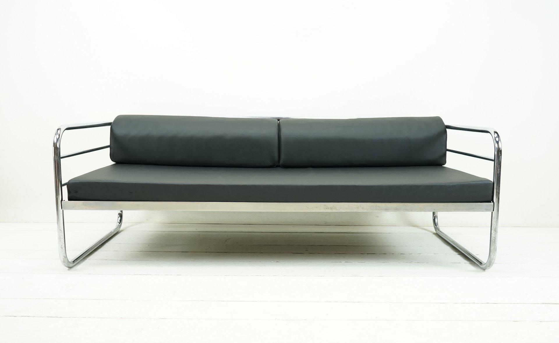 lc5 sofa review ikea futon bed bauhaus le 3 seater black premium