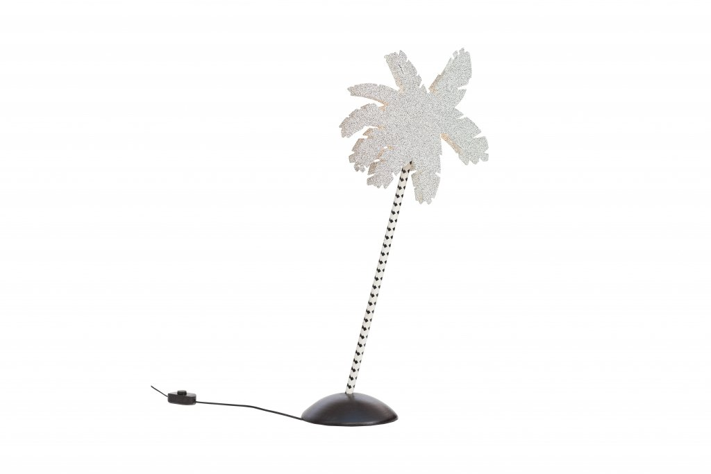 Palm Tree Floor Lamp by Ettore Sottsass for Targetti