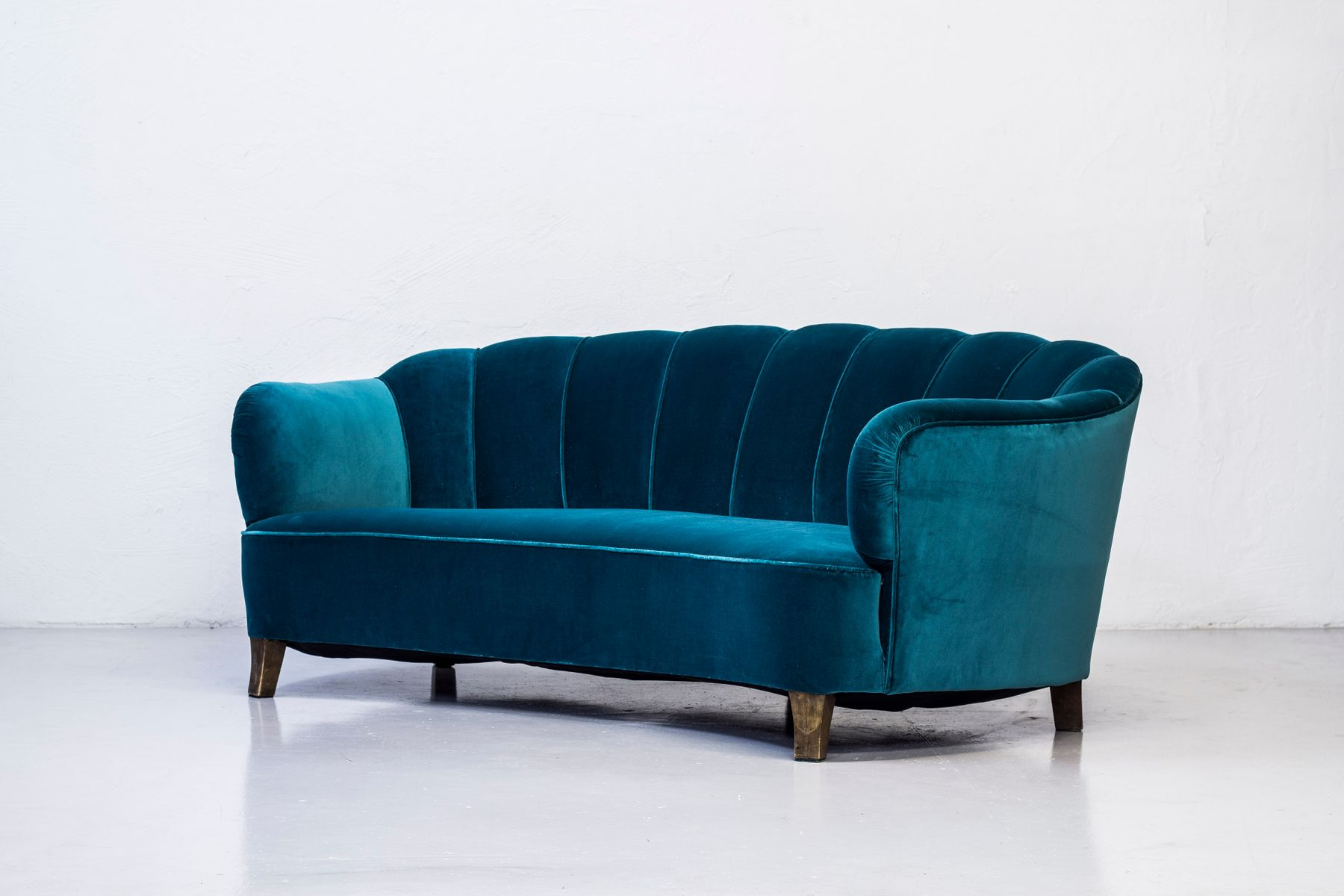 a sofa in the forties 72 inch sofas by otto schulz for boet 1940s sale at pamono