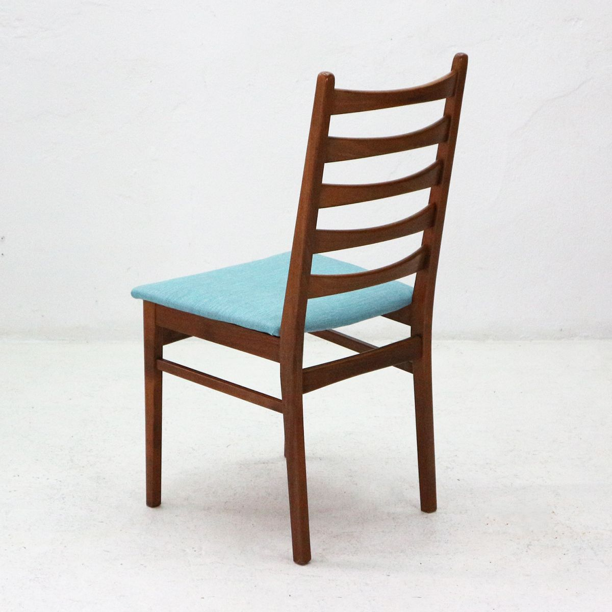 set of six dining chairs for sale plywood lounge chair and ottoman 1950s 6 at pamono