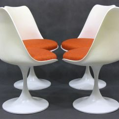 White Plastic Dining Chairs Outdoor High Table And Perth Mid Century Space Age German