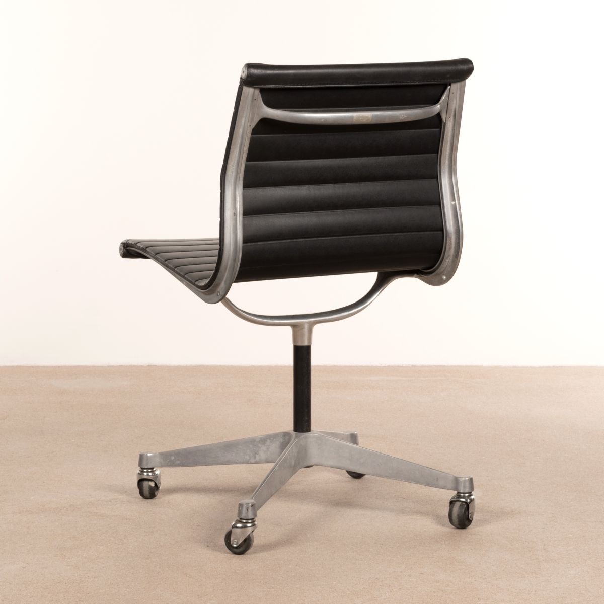 Eames Desk Chair Black Desk Chair By Charles And Ray Eames For Herman Miller