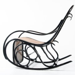 Rocking Chair Footrest Best Buy Gaming Antique No 10 With From Thonet For