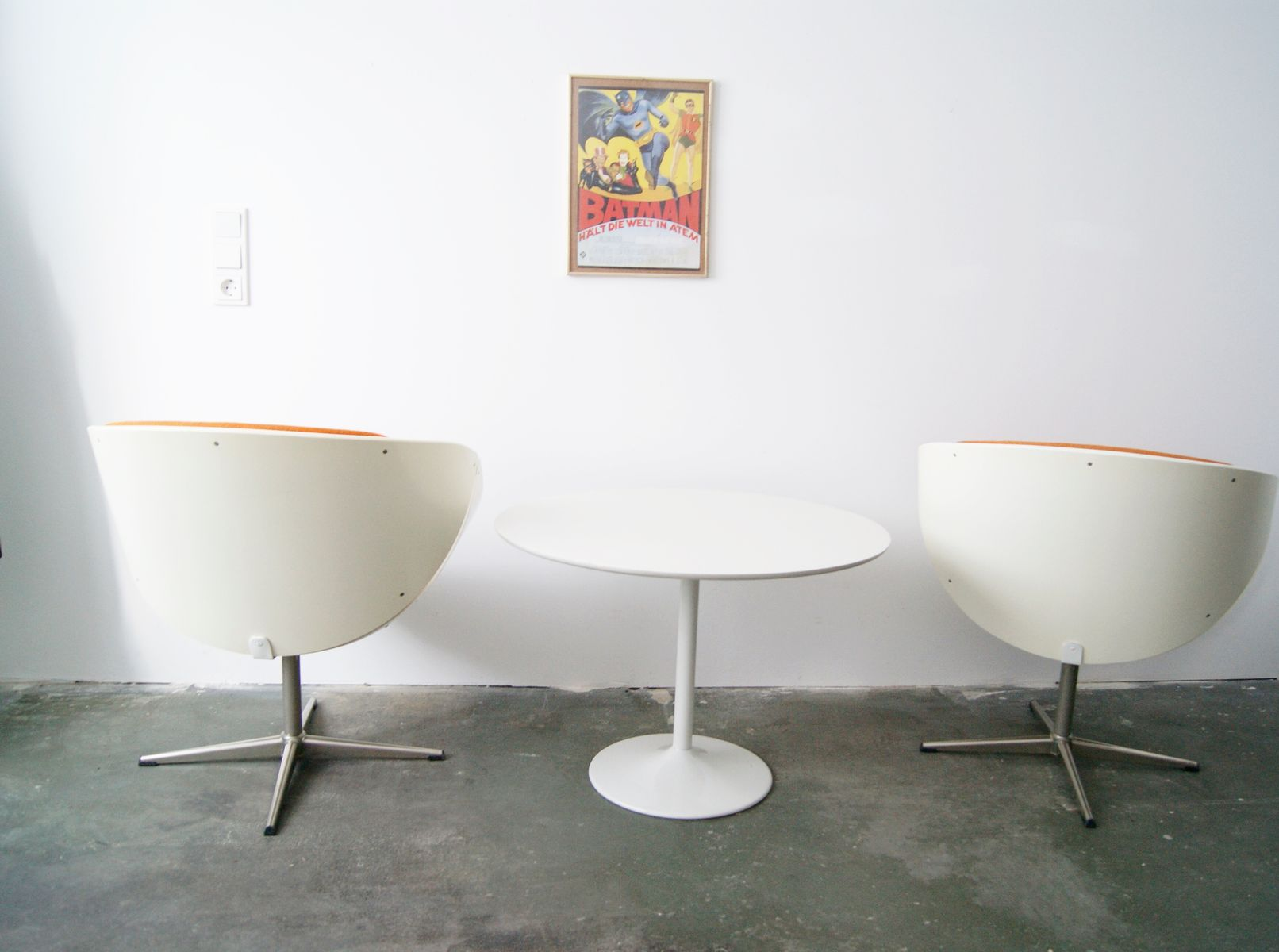 tulip table and chairs uk best lounge chair vintage shell with for sale at pamono
