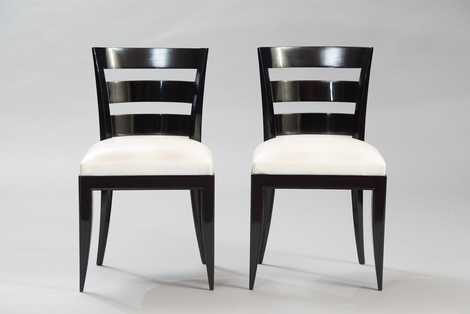Dining Chairs Set Of 6 Vintage Art Deco Dining Chairs Set Of 6 For Sale At Pamono