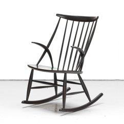Modern Rocking Chair Singapore Swivel Covers Uk Danish Number 3 By Illum Wikkelso For