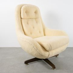 Mid Century Egg Chair Ergonomic With Back Support Reclining For Sale At Pamono