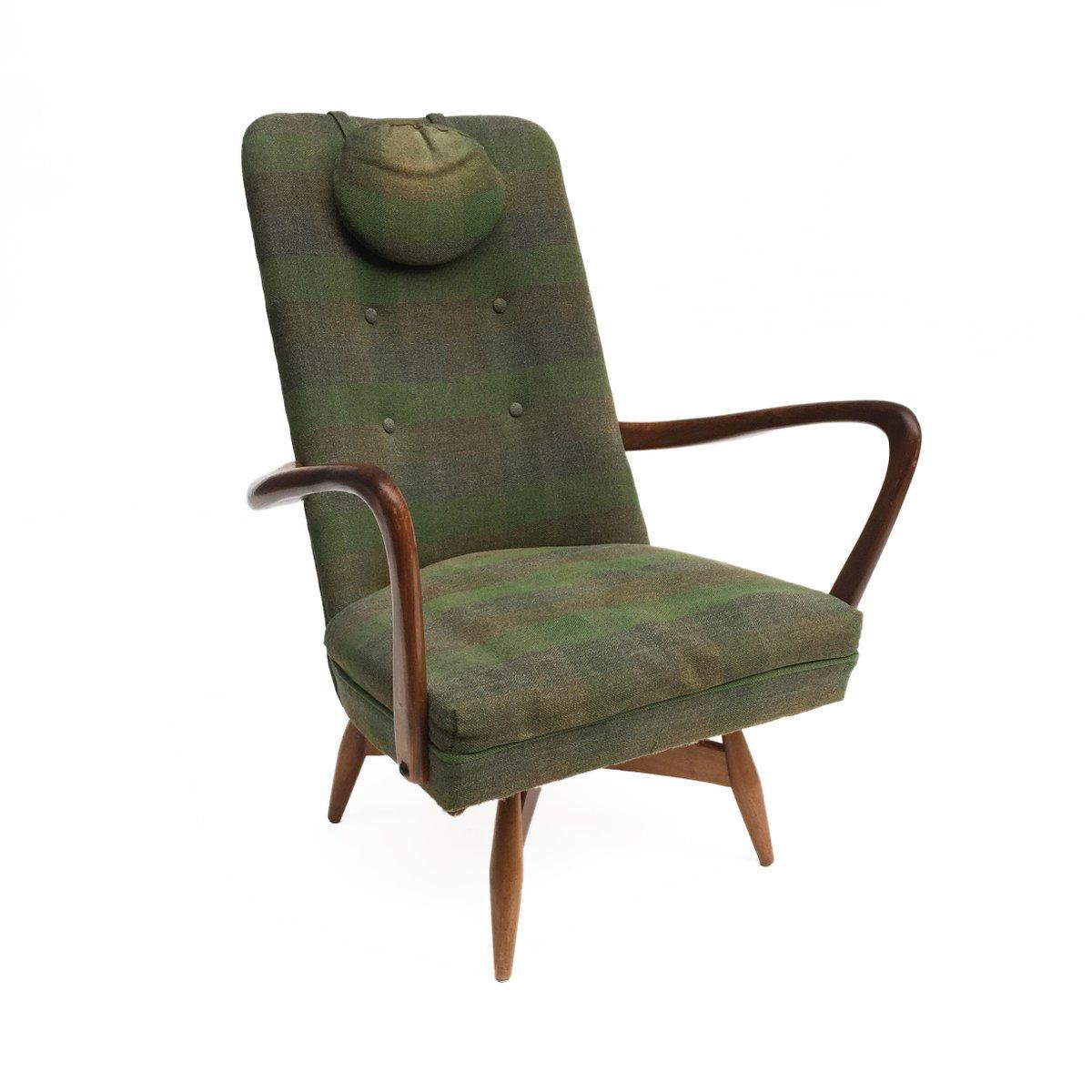 swivel chair mid century logo design danish 1950s for sale at pamono