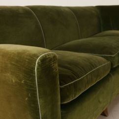 Duck Feather Corner Sofa Risers Lowes Vintage Italian With Cushions For Sale