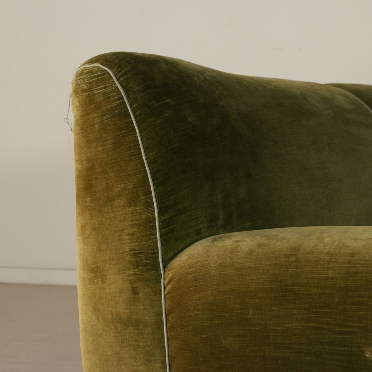 duck feather corner sofa omnia brookfield reclining vintage italian with cushions for sale