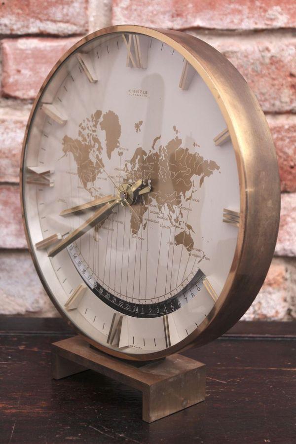Kienzle World Clock Time - Year of Clean Water