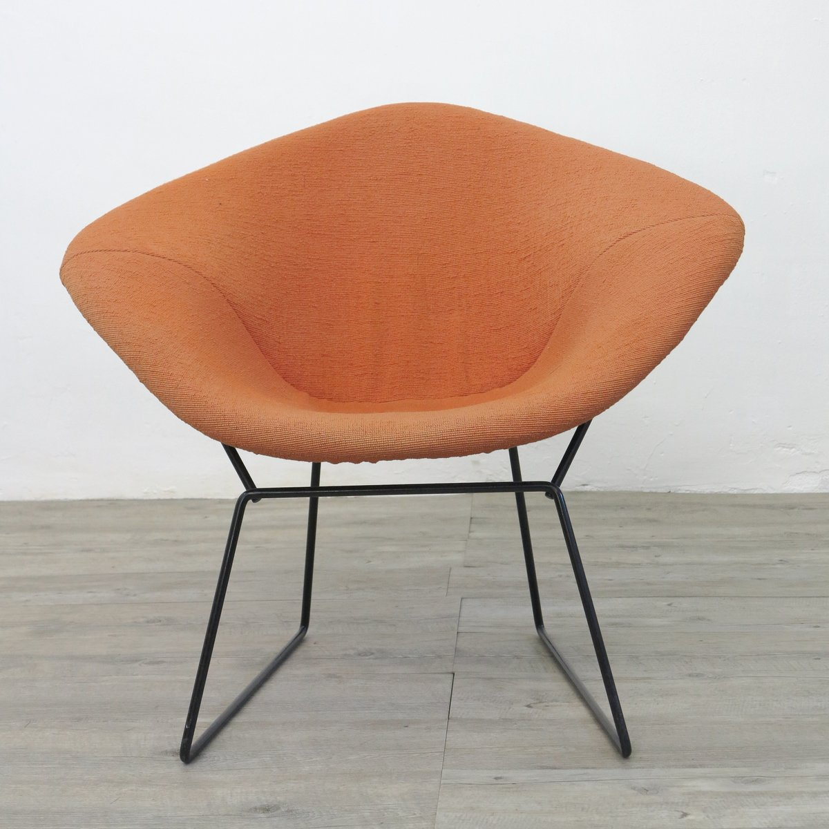 knoll bertoia chair camp with table vintage diamond by harry for 1970s