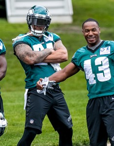 Kenjon barner ryan mathews and darren sproles jeff fusco also eagles wake up call rb depth chart analysis birds rh phillymag