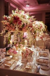 Romantic Pink Ballroom Wedding Philadelphia' Logan Hotel