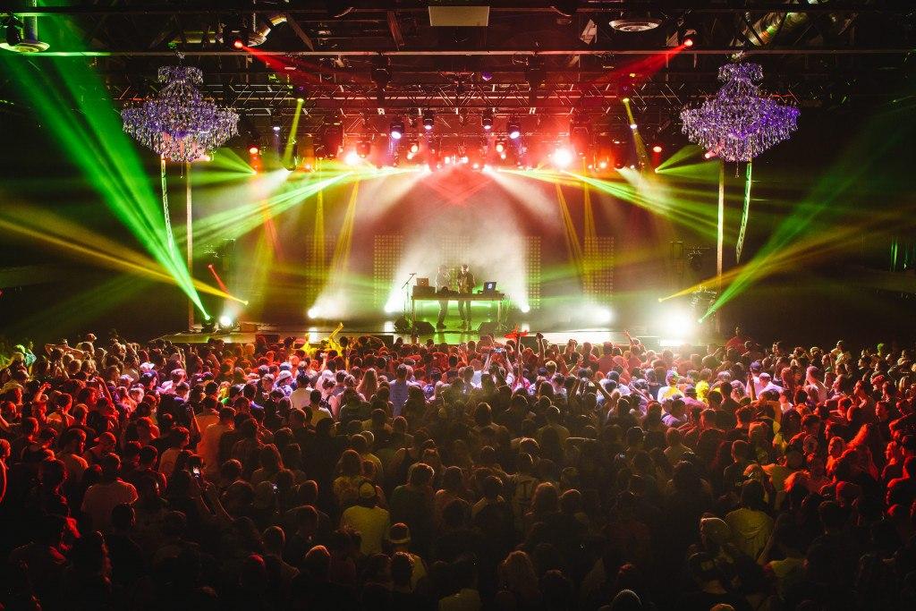 the best concert venues