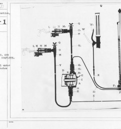 airplanes ordnance sectional diagram of c c gun synchronizing mechanism complete dark red illustrates [ 1600 x 1065 Pixel ]
