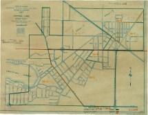 1950 Census Enumeration District Maps - Illinois Il